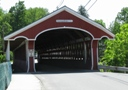 Thompson Covered Bridge, New Hampshire, USA